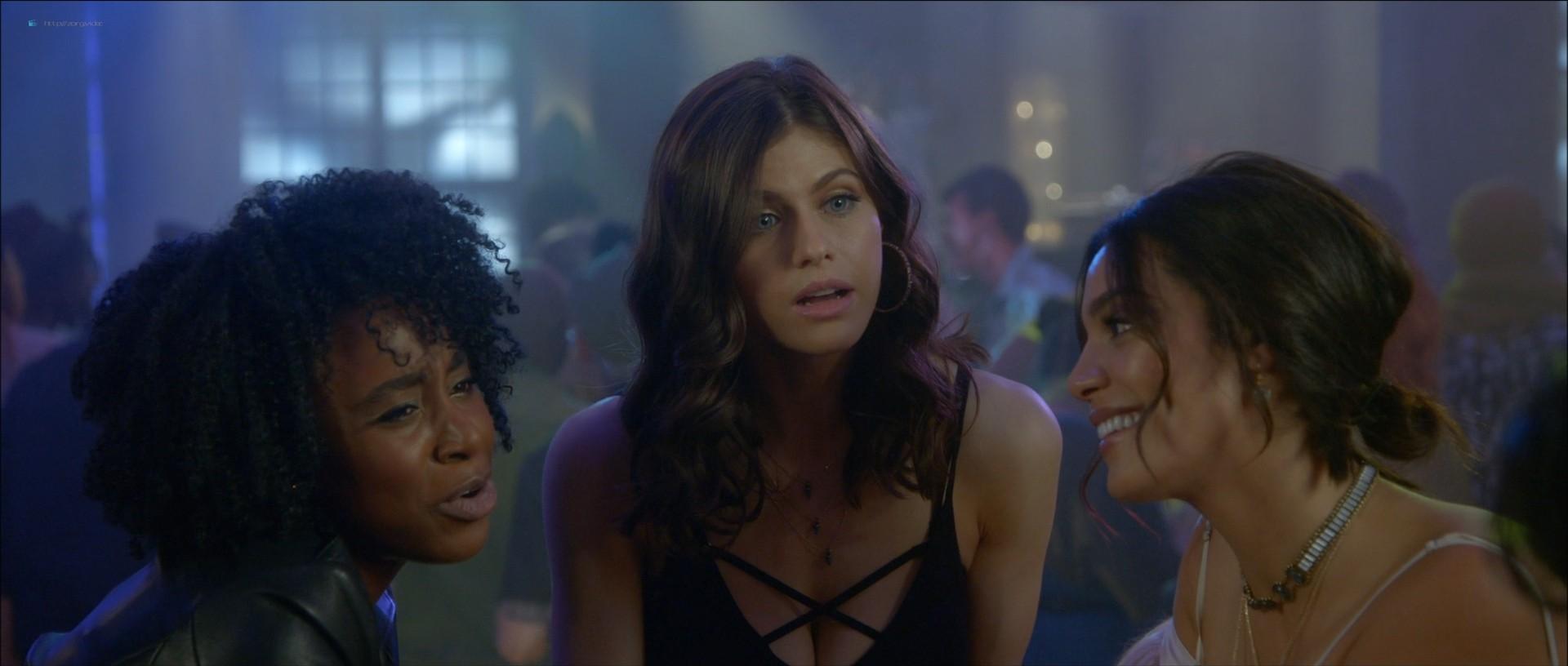 Alexandra Daddario sexy Lucy Liu hot and some sex - Why Women Kill (2019) s1e3 HD 1080p Web (8)