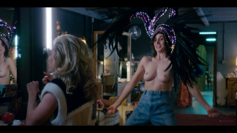 Brie naked alison Alison Brie