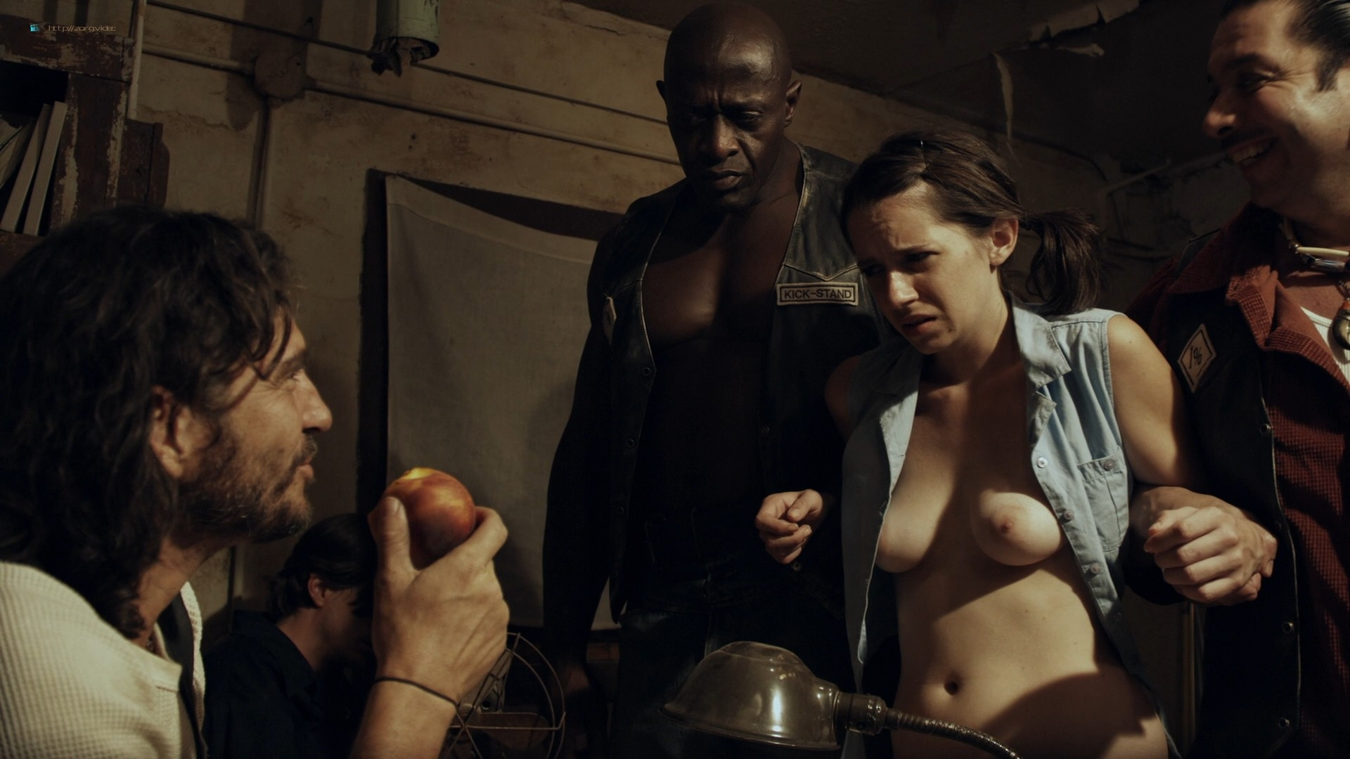Asun Ortega nude Tiffany Cache and others nude full frontal and sex - Nude Nuns with Big Guns (2010) HD 1080p BluRay (15)