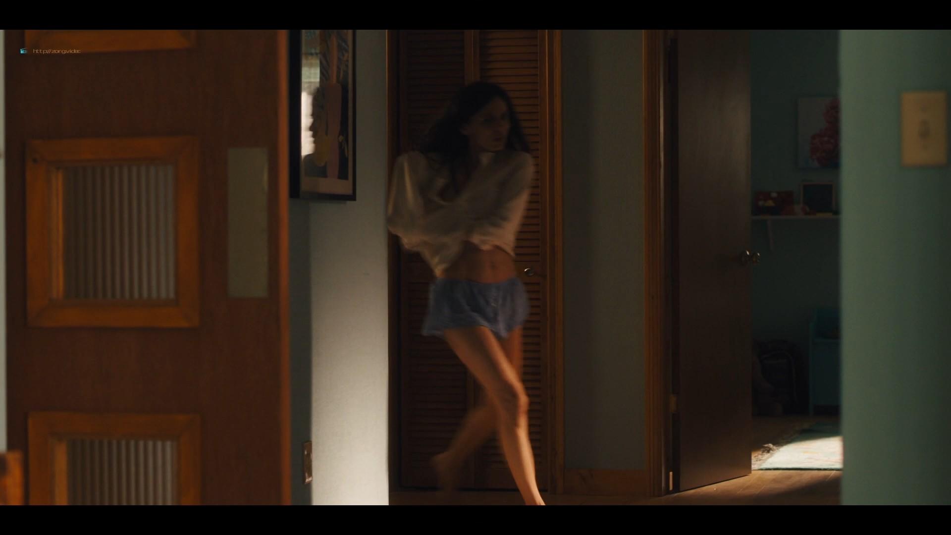 Gaite Jansen nude topless Elena Anaya, Carla Gugino hot - Jett (2019) HD 1080p Web (12)