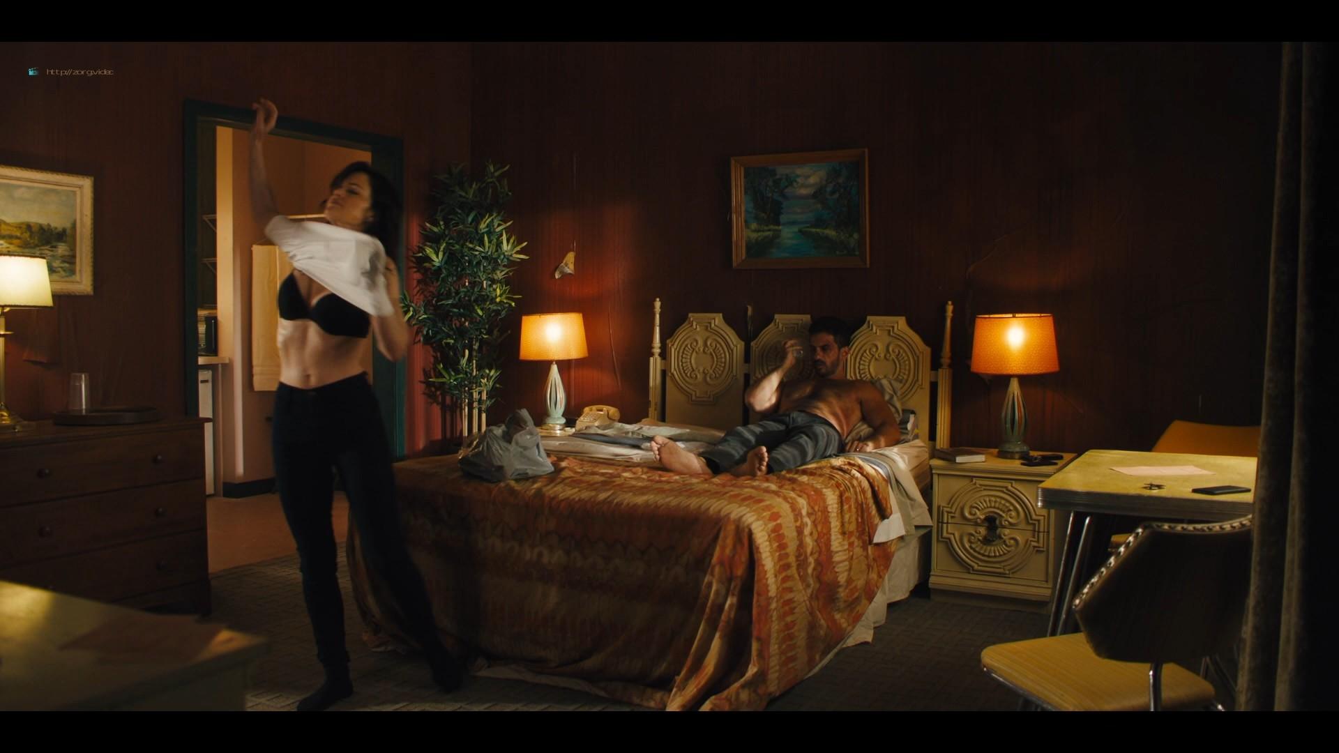Gaite Jansen nude topless Elena Anaya, Carla Gugino hot - Jett (2019) HD 1080p Web (2)