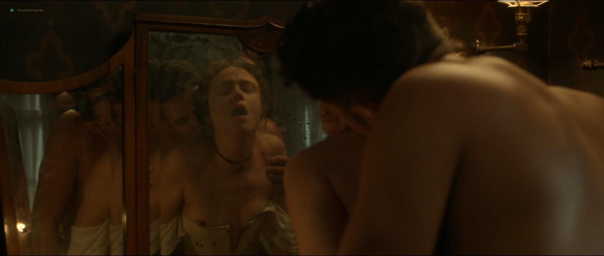 Maeve Dermody nude sex Karla Crome nude too - Carnival Row (2019) s1e1 HD 1080p (14)