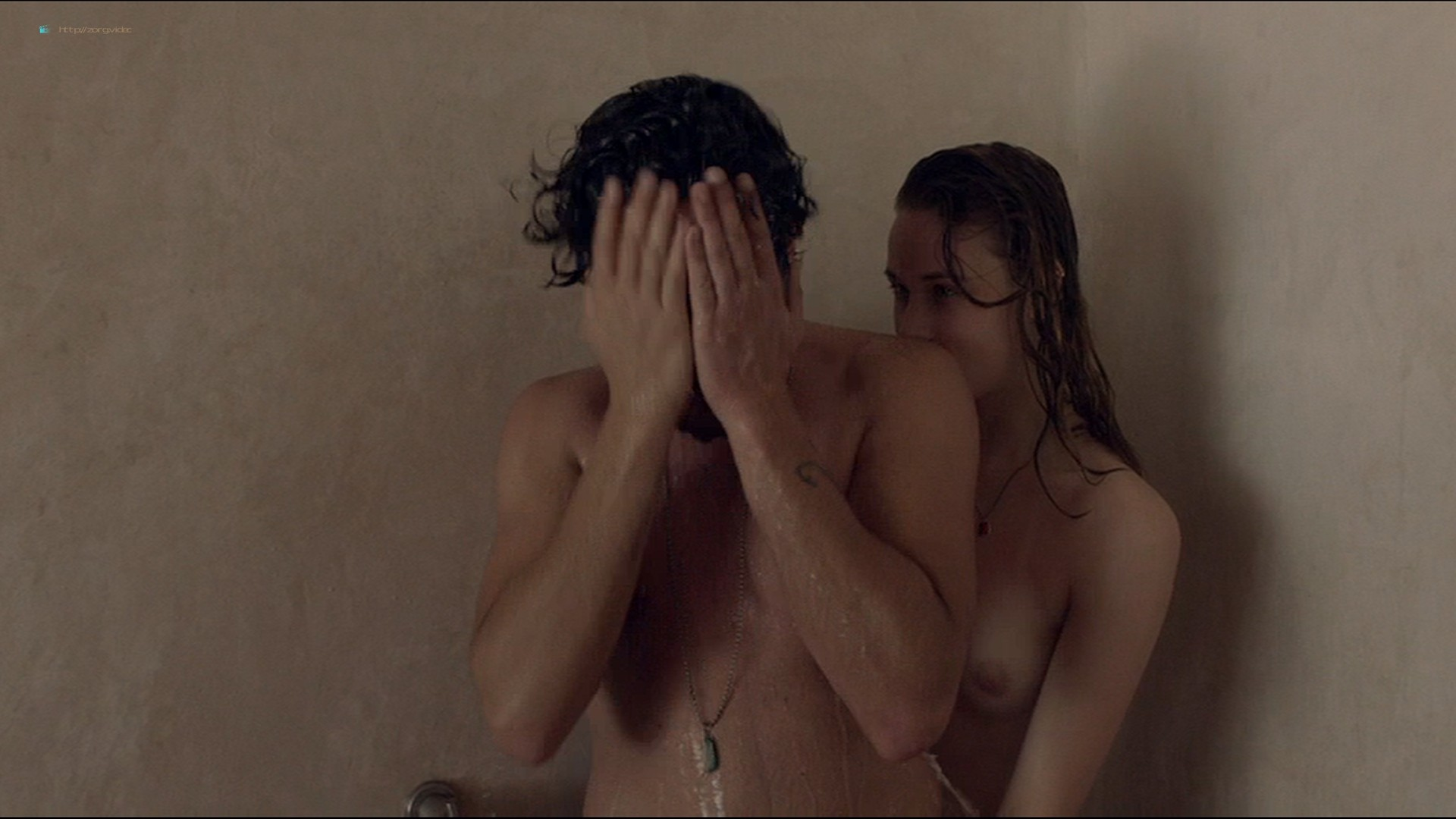 Makenzie Leigh nude giving handjob in the shower - James White (2015) HD 1080p Web (2)