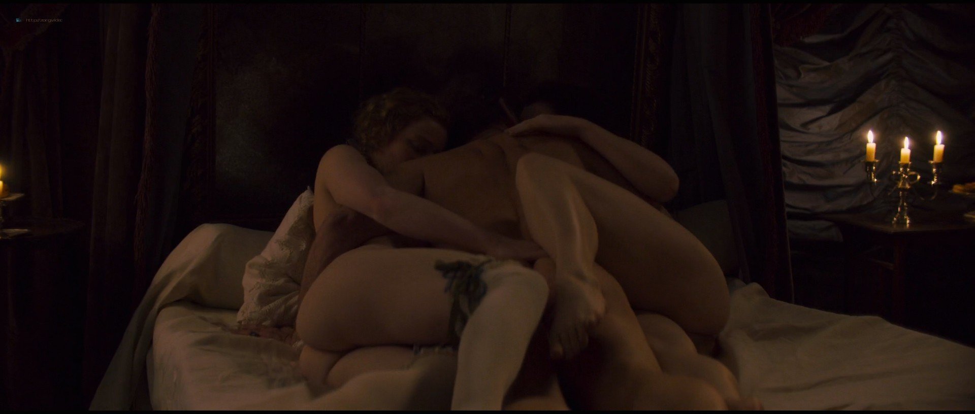 Stacy Martin nude butt and topless - Casanova, Last Love (FR-2019) HD 1080p Web (15)