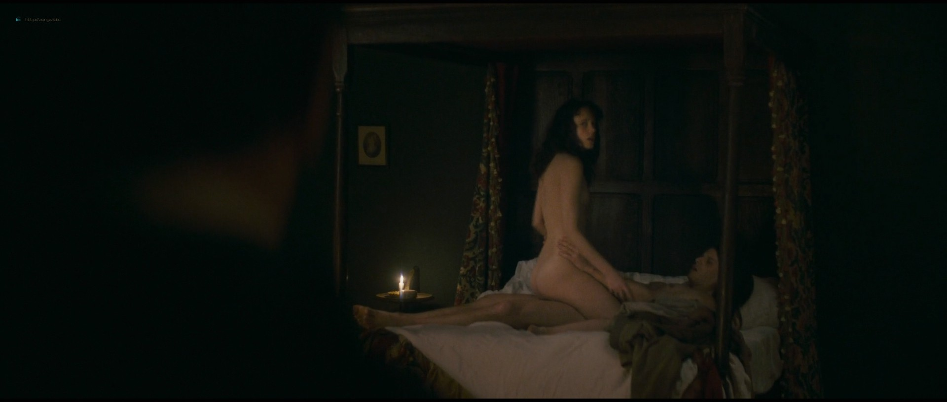 Stacy Martin nude butt and topless - Casanova, Last Love (FR-2019) HD 1080p Web (3)