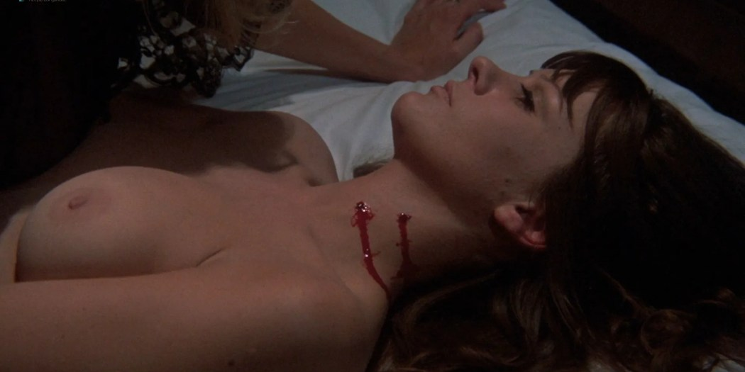 Suzanna Leigh nude Sue Longhurst and others nude topless - Lust for a Vampire (1971) HD 1080p BluRay (2)