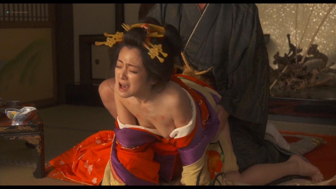 Yumi Adachi Nude Sex - A Courtesan With Flowered Skin -2234