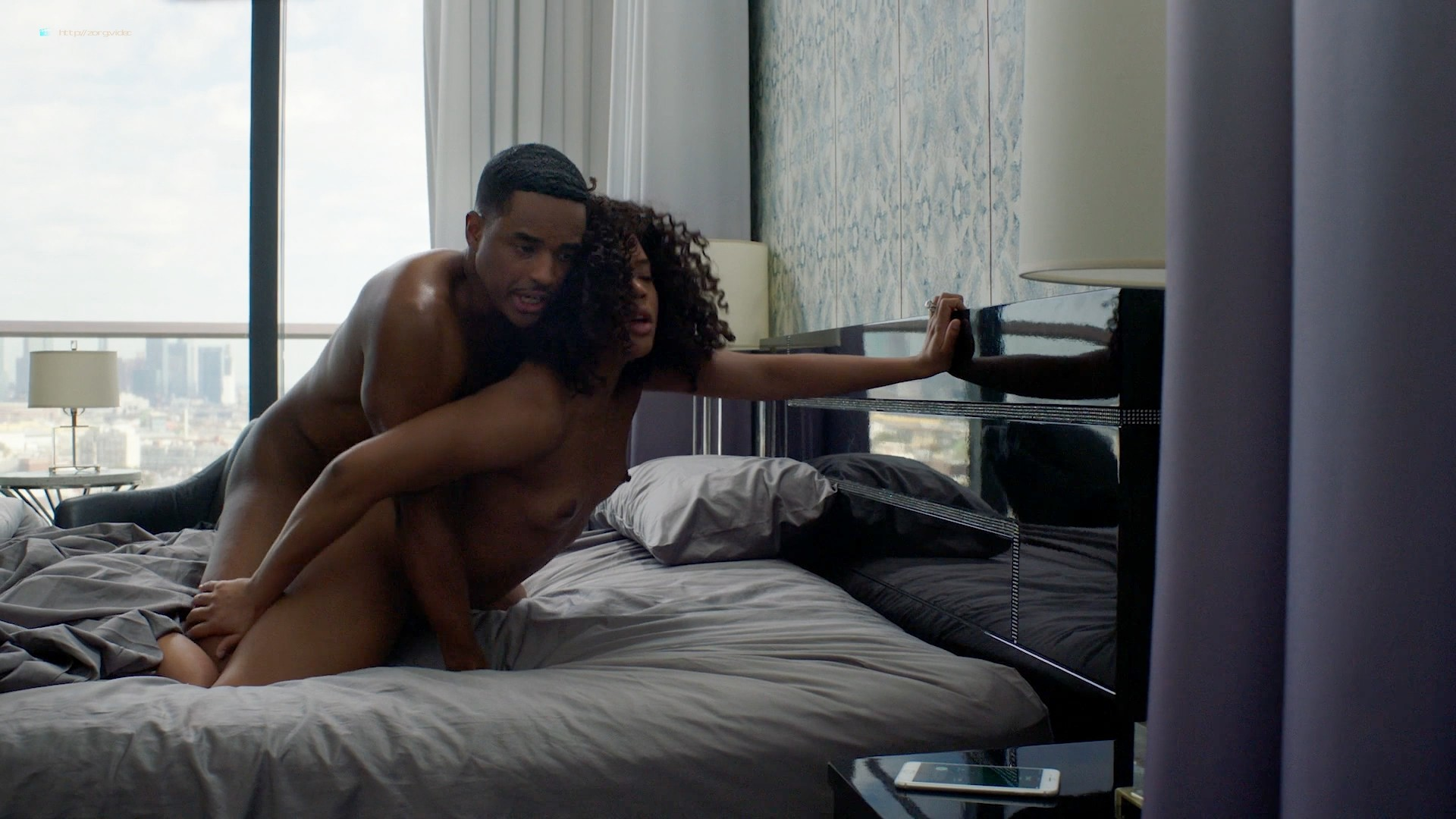 Candace Maxwell nude hot sex doggy style - Power (2019) s6e3 HD 1080p Web (11)