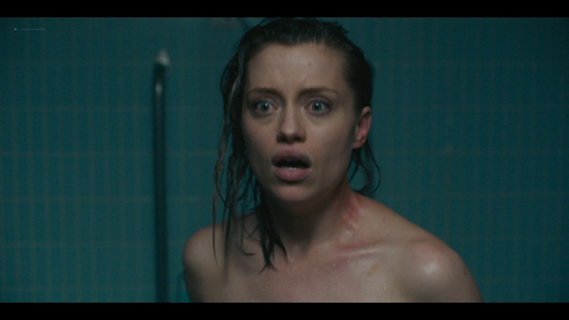 Christie Herring nude full frontal in the shower - Bloodline (2019) 1080p (2)