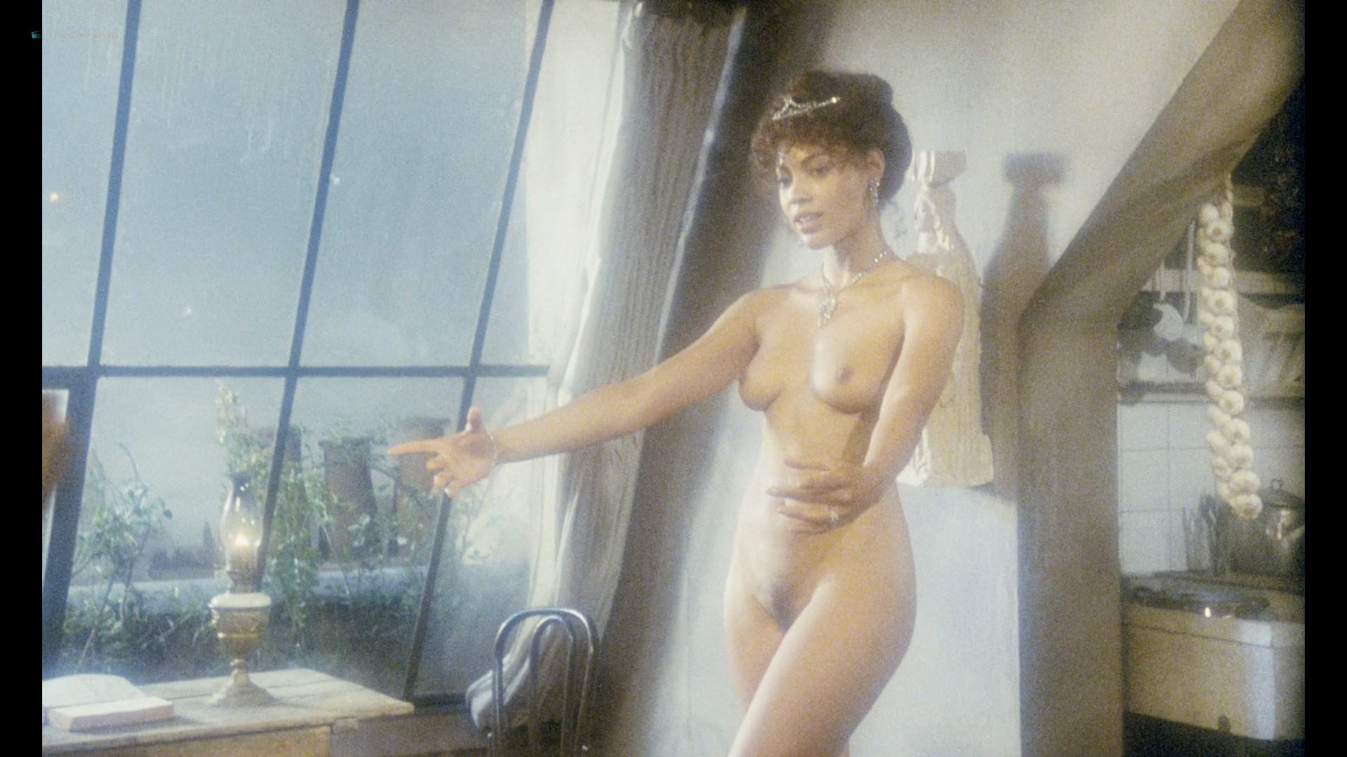 Josephine Jacqueline Jones nude full frontal Florence Guérin and others nude sex too - Black Venus (1983) HD 1080p Web (18)