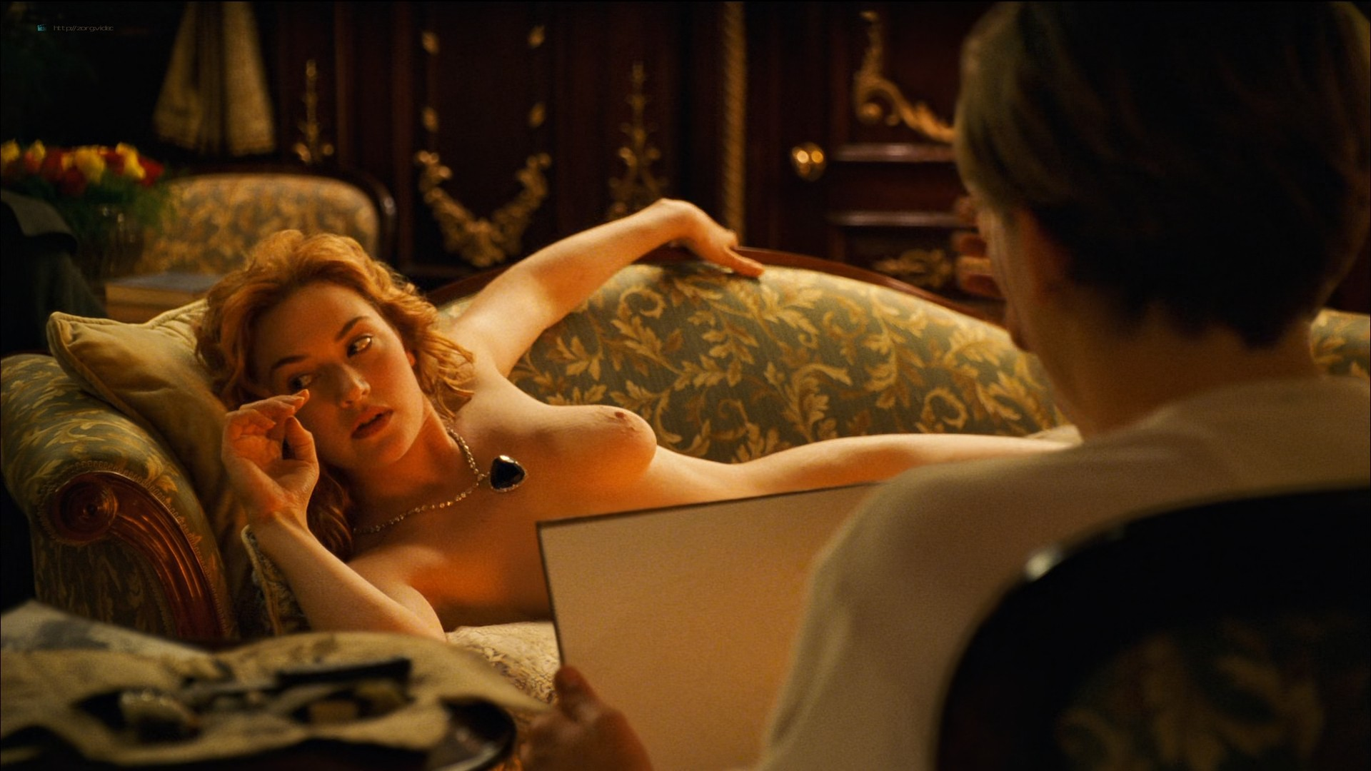 kate winslet nude video from titanic