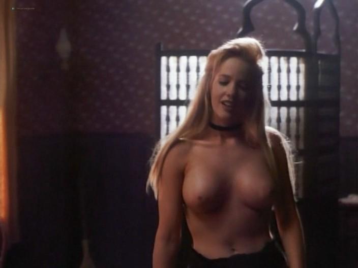 Kelly LeBrock hot Kimberly Kelley and Rochelle Swanson nude - Hard Bounty (1995) (18)