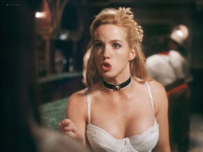 Kelly LeBrock hot Kimberly Kelley and Rochelle Swanson nude - Hard Bounty (1995) (14)