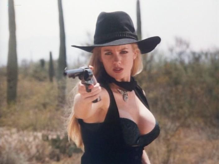 Kelly LeBrock hot Kimberly Kelley and Rochelle Swanson nude - Hard Bounty (1995) (2)