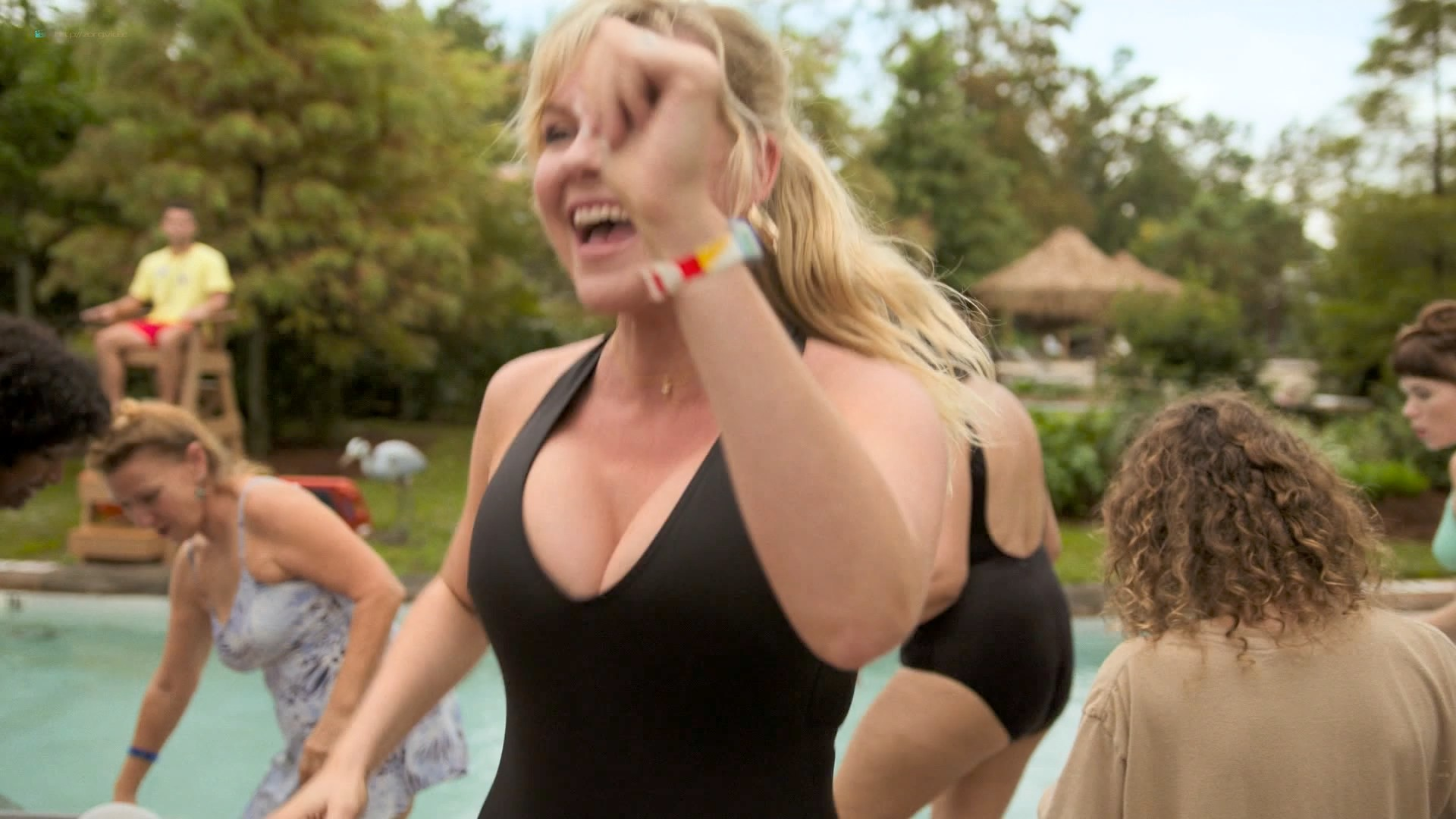 Kirsten Dunst hot sexy and busty - On Becoming a God in Central Florida (2019) s1e1-3 HD 1080p (6)