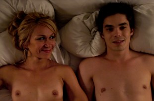 Marielle de Rocca-Serra nude topless and sex others nude too - American Slice (2014) HD 1080p Web (10)