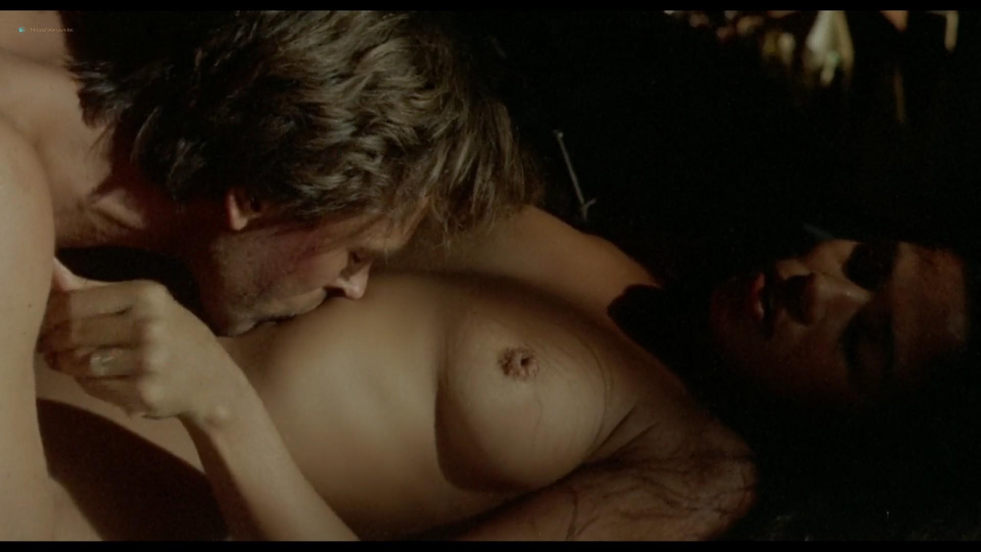 Suzane Carvalho nude bush Susan Hahn nude too - Massacre in Dinosaur Valley (BR-1985) HD 720p (17)
