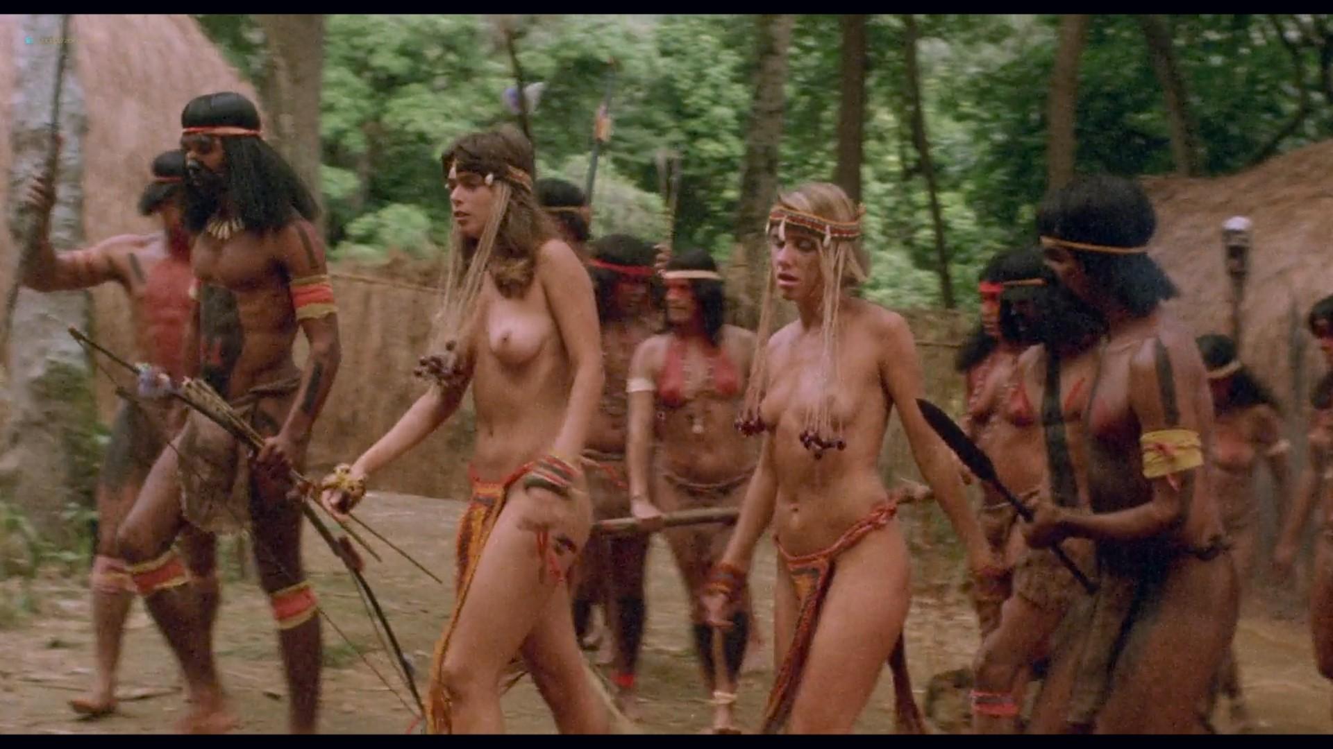 Suzane Carvalho nude bush Susan Hahn nude too - Massacre in Dinosaur Valley (BR-1985) HD 720p (10)