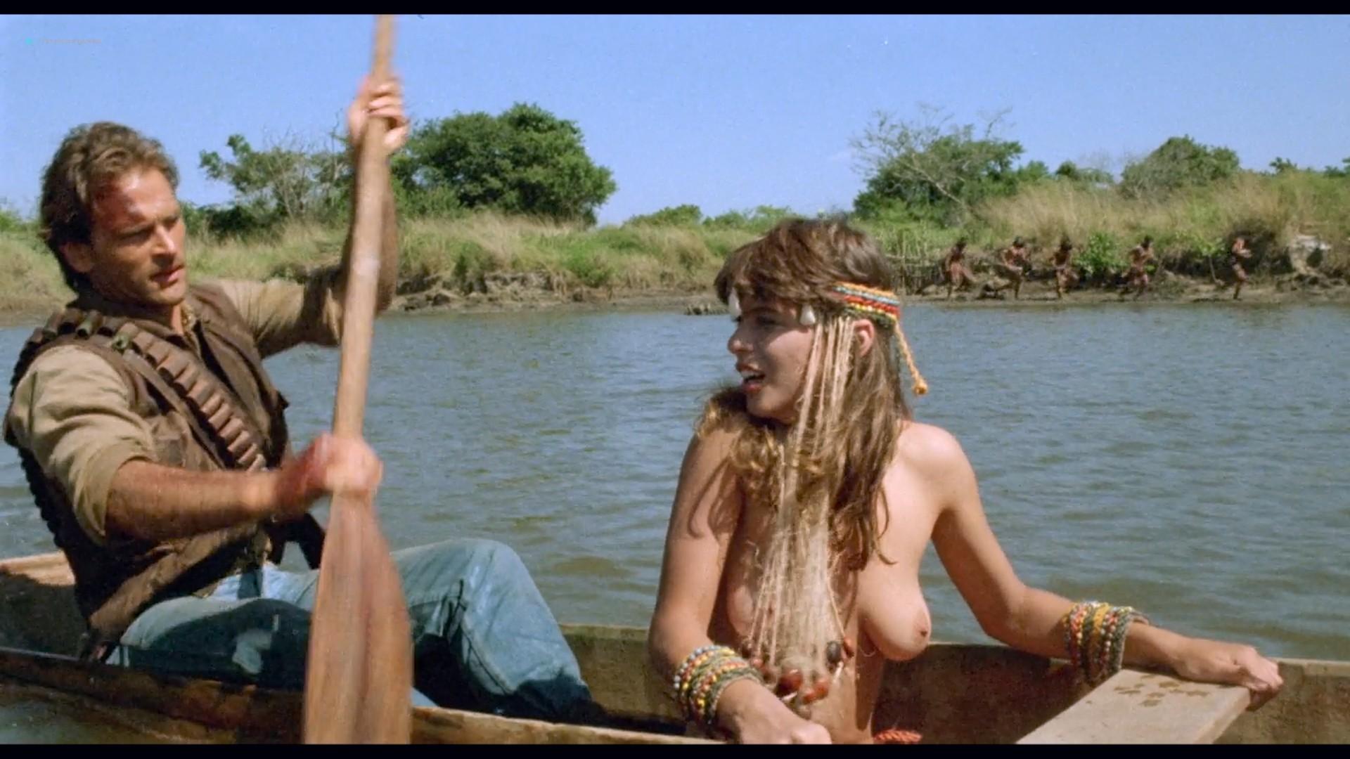 Suzane Carvalho nude bush Susan Hahn nude too - Massacre in Dinosaur Valley (BR-1985) HD 720p (7)