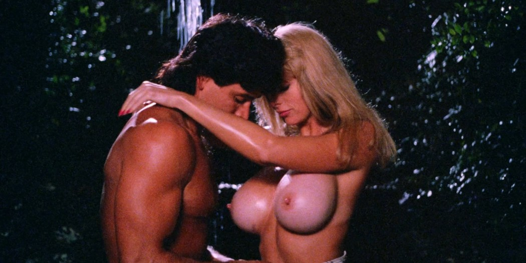 Dona Speir nude Pandora Peaks, Carolyn Liu and others nude too - Do or Die (1991) 1080p BluRay (8)