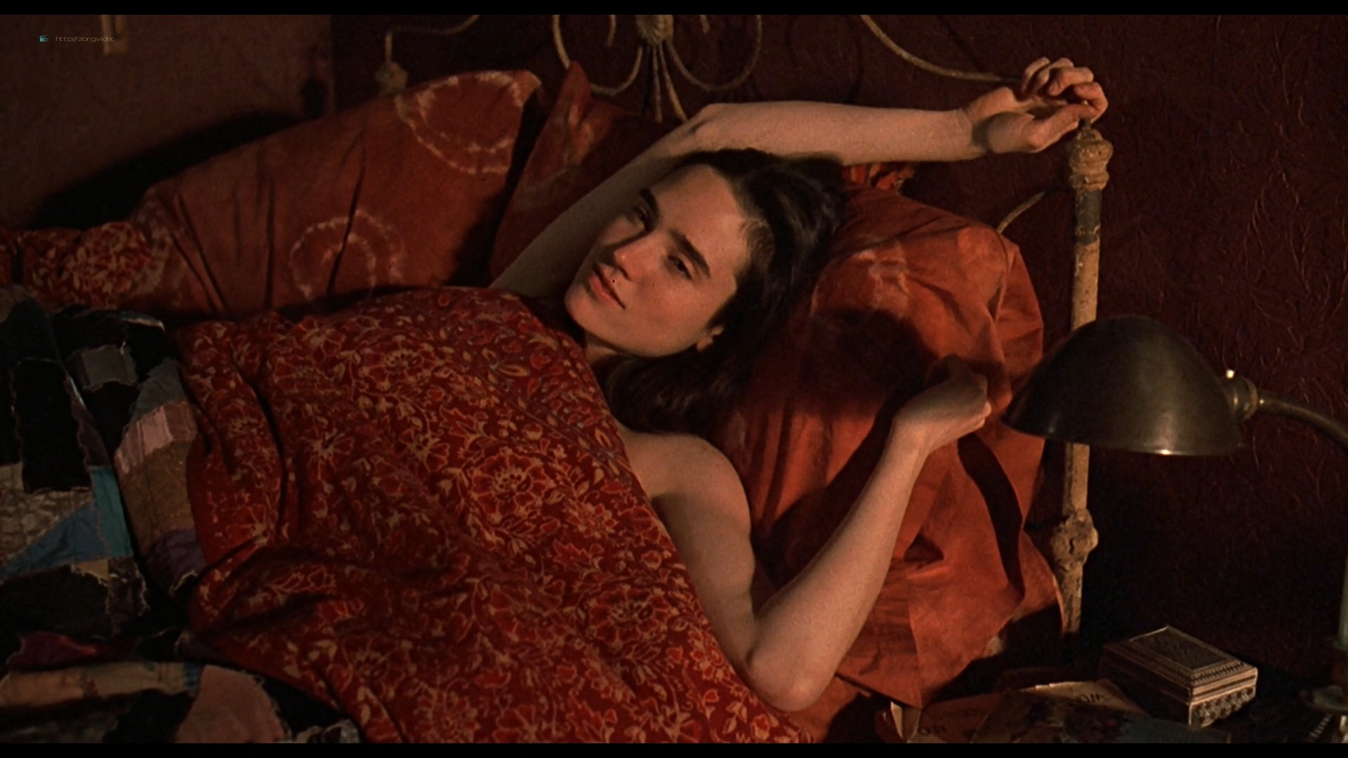 Jennifer Connelly nude side boob sex in – Waking the Dead (2000) HD 1080p BluRay (15)