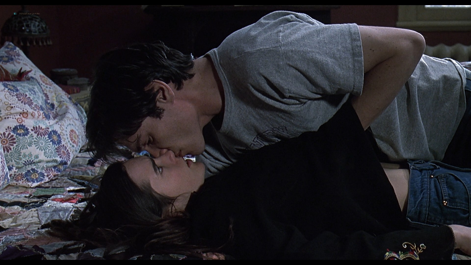 Jennifer Connelly nude side boob sex in – Waking the Dead (2000) HD 1080p BluRay (2)