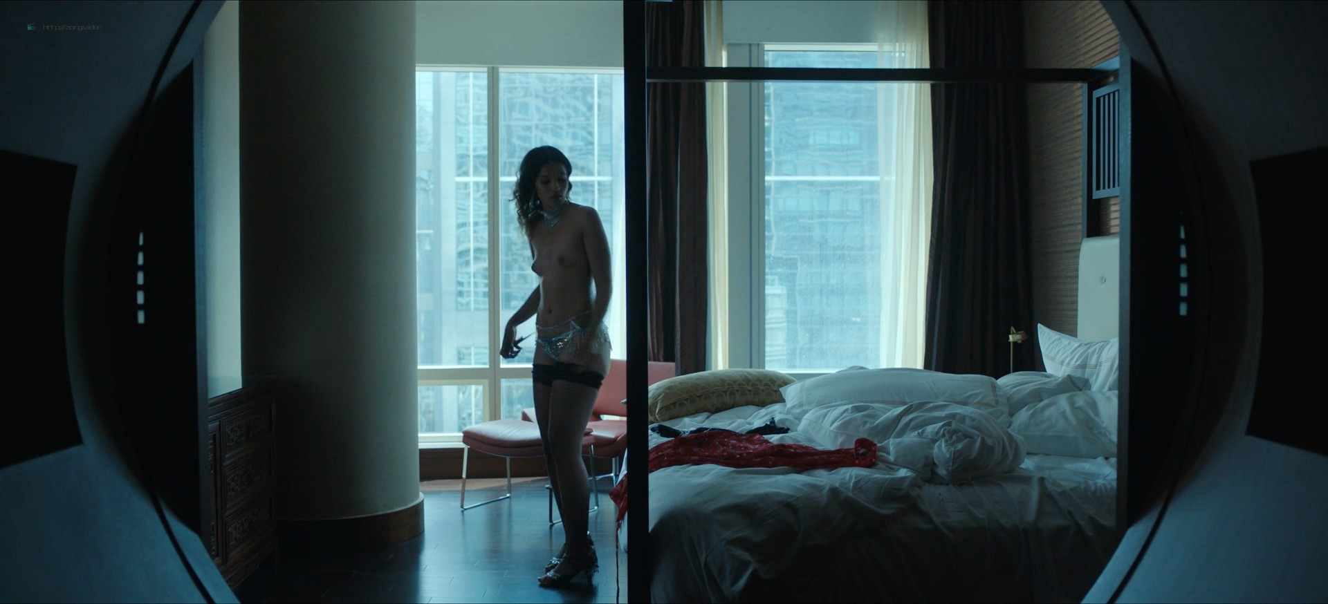 Jennifer Krukowski nude topless Devoshia Cooper nude too - Titans (2019) s2e7 1080p (4)