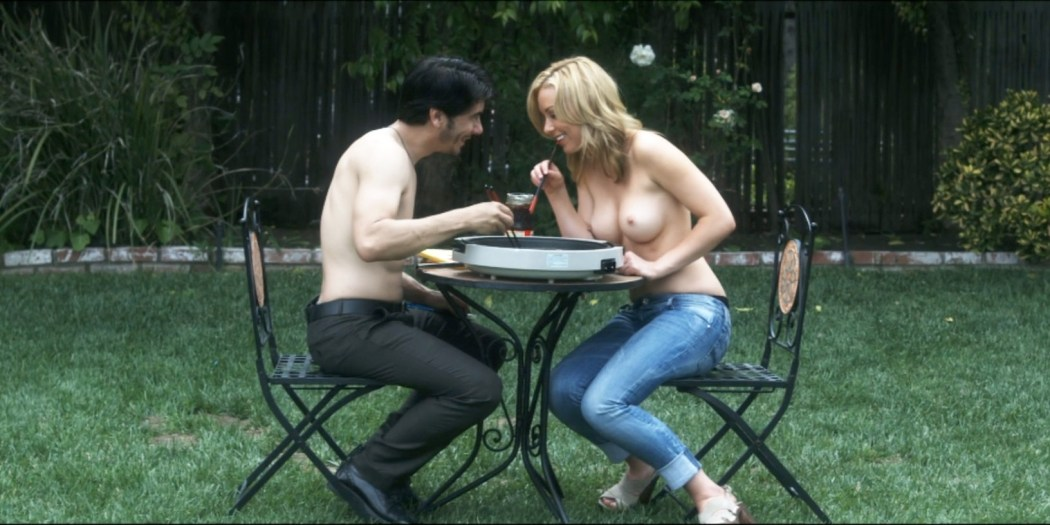 Kayden Kross nude and sex Nicole D'Angelo, Brooke Haven and others nude too - Blue Dream (2013) 1080p (6)
