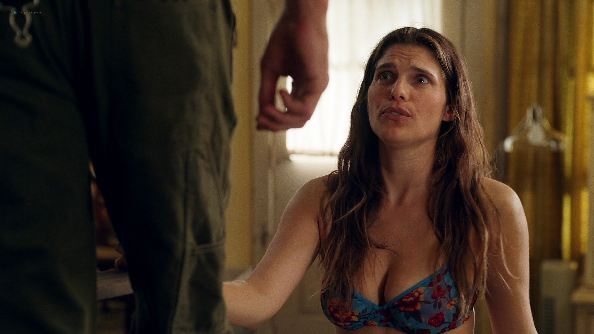 Lake Bell hot busty and some sex - Bless This Mess (2019) s2e2 1080p (8)