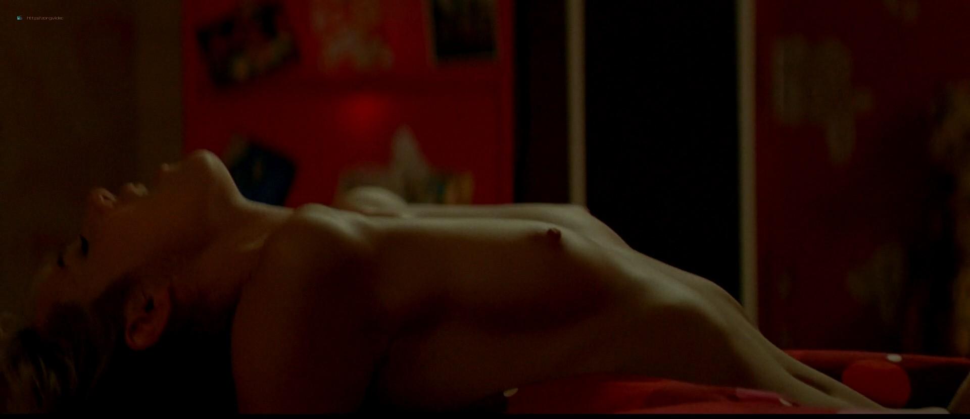 Louise Bourgoin nude topless and sex - La fille de Monaco (FR-2008) HDTV 1080p (7)