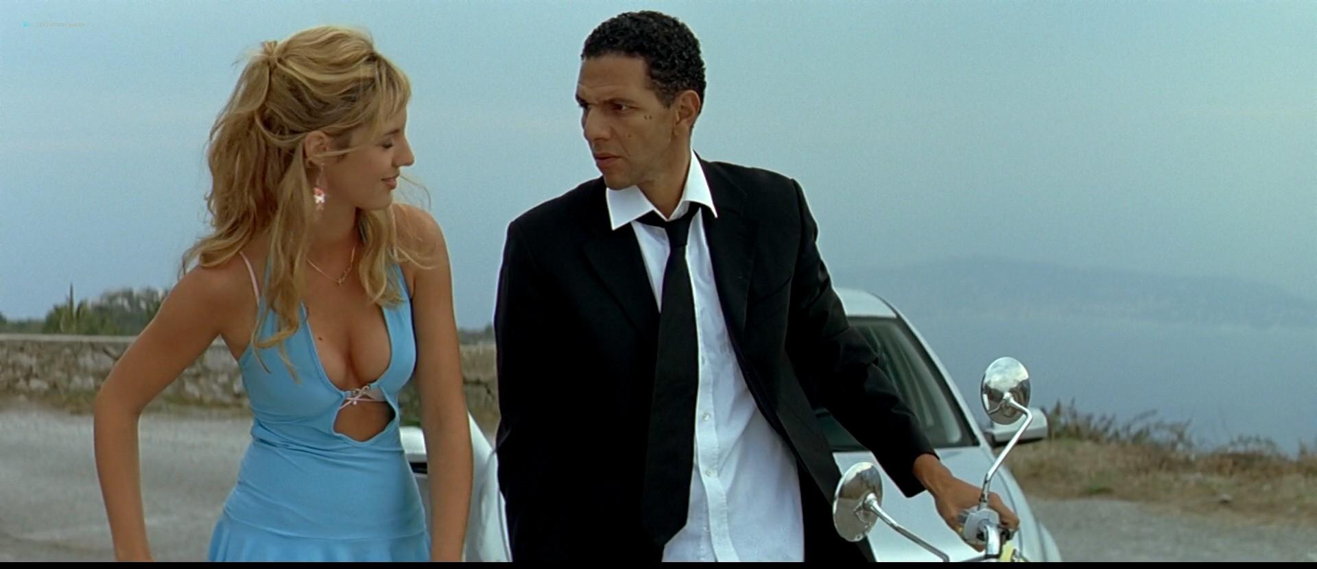 Louise Bourgoin nude topless and sex - La fille de Monaco (FR-2008) HDTV 1080p (2)