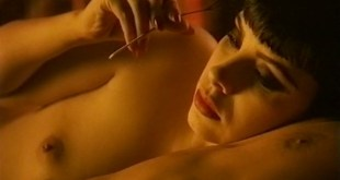 Mathilda May nude and some sex - Naked Tango (1990) VHSrip (13)