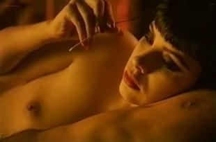 Mathilda May nude and some sex - Naked Tango (1990) VHSrip (13)