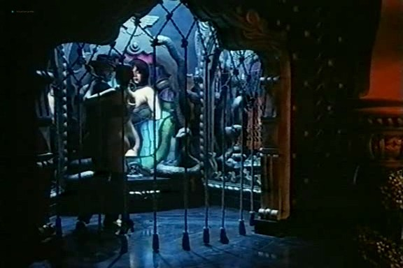 Mathilda May nude and some sex - Naked Tango (1990) VHSrip (8)