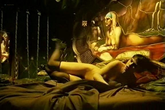 Mathilda May nude and some sex - Naked Tango (1990) VHSrip (7)