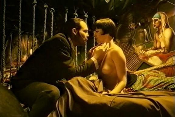 Mathilda May nude and some sex - Naked Tango (1990) VHSrip (5)