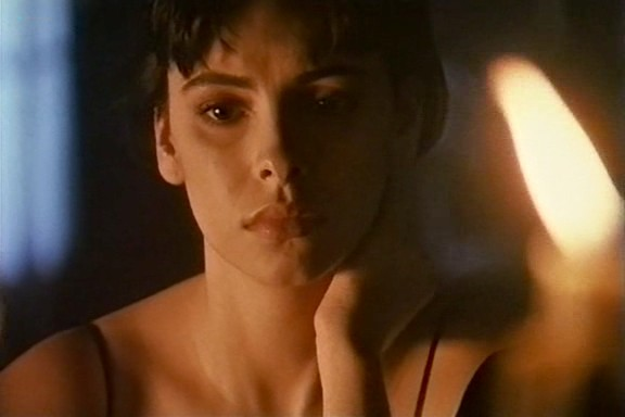 Mathilda May nude and some sex - Naked Tango (1990) VHSrip (2)
