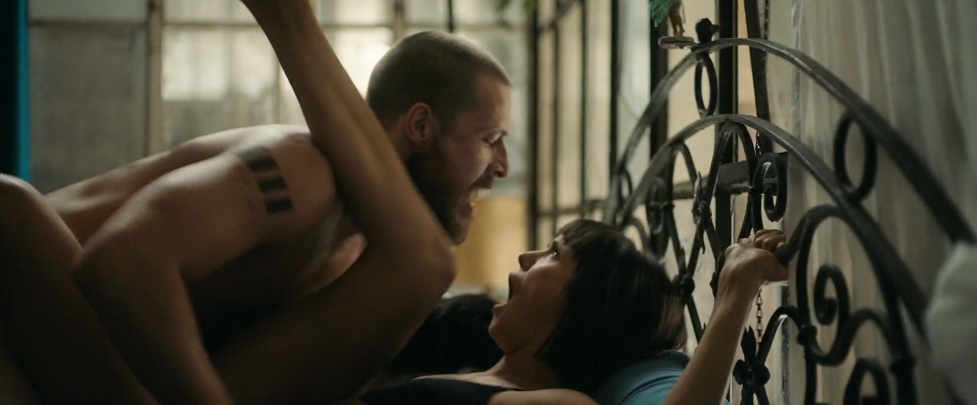 Nina Dobrev sexy and hot sex - Lucky Day (2019) 1080p WEB (11)