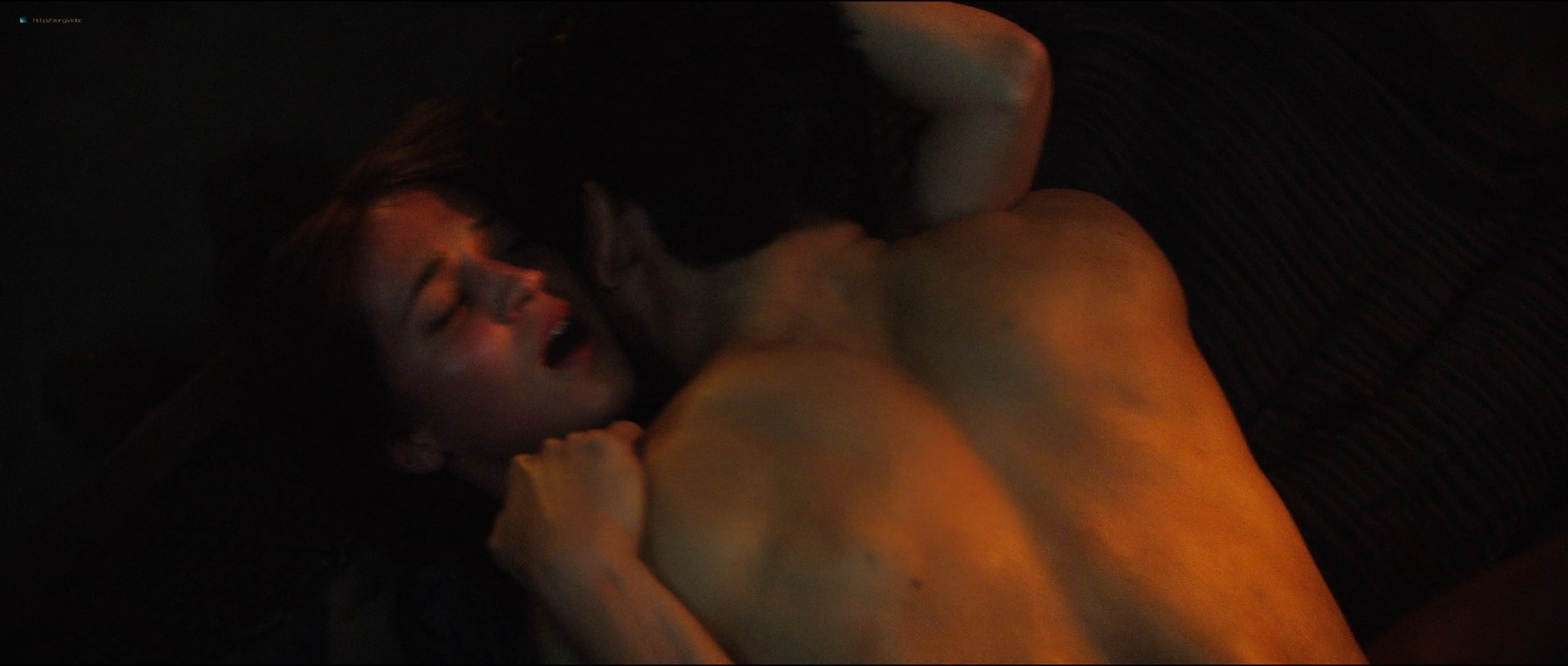 Alicia Vikander nude and some sex Riley Keough hot - Earthquake Bird (2019) 1080p Web (10)