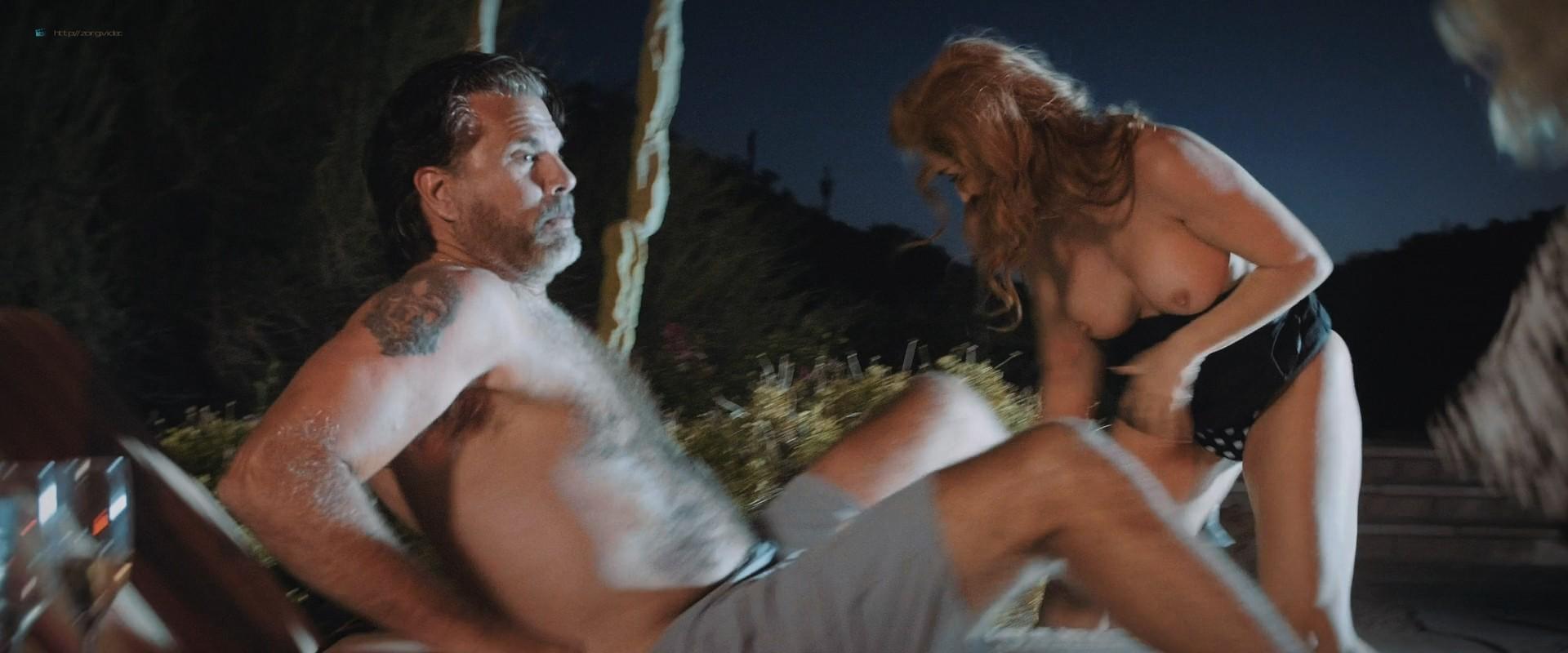 Audrey Beth nude topless Kier Simonetta, Michelle Miller nude too - Water (2019) 1080p (7)