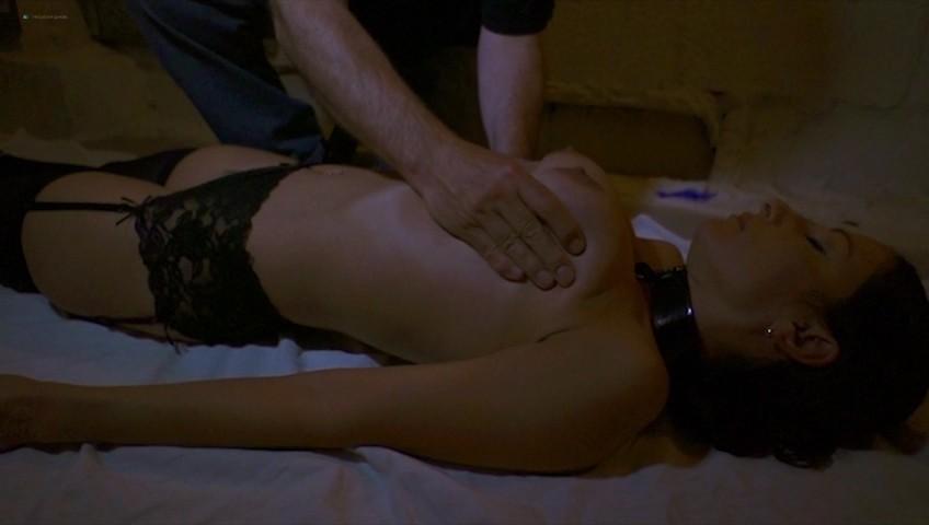 Jordana Leigh nude explicit Lydia Lael nude labia - Amuse Me (2013) DvDRip (10)