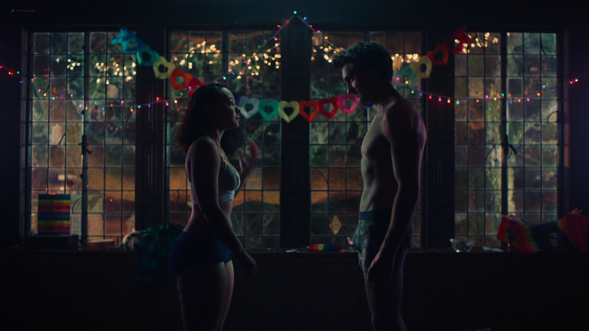 Kathryn Hahn nude sex Jasmine Cephas Jones hot - Mrs. Fletcher (2019) s1e5 1080p Web (15)