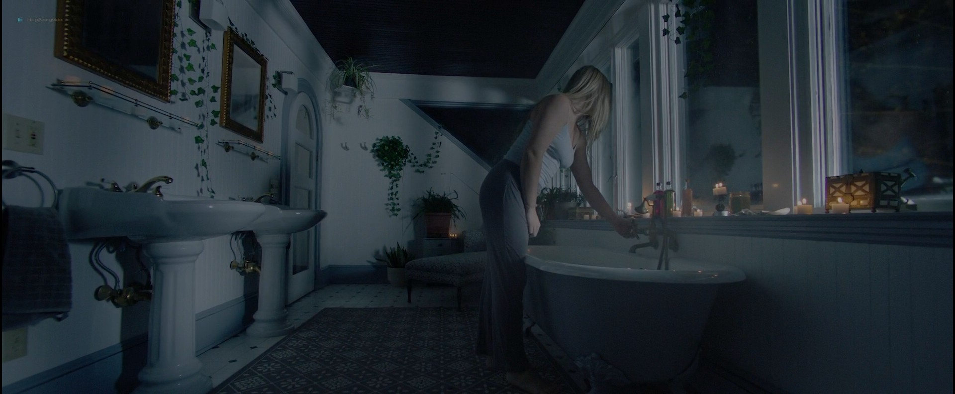 Olivia Larsen nude blurry and Kelli Berglund hot - Ghost in the Graveyard (2019) 1080p Web (13)