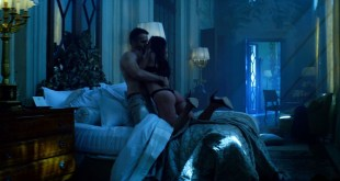 Adria Arjona hot and sex Melanie Laurent hot sex too - 6 Underground (2019) HD 1080p WEB (14)