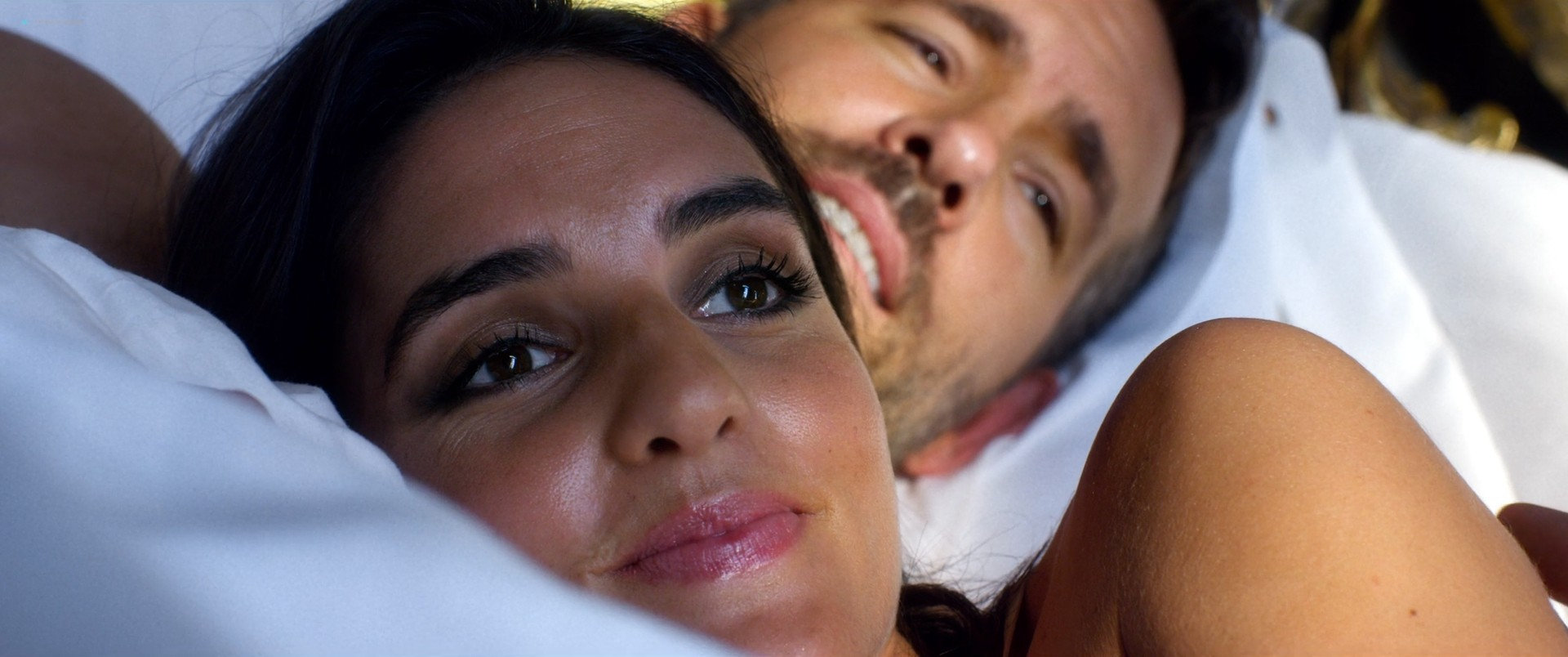 Adria Arjona hot and sex Melanie Laurent hot sex too - 6 Underground (2019) HD 1080p WEB (13)