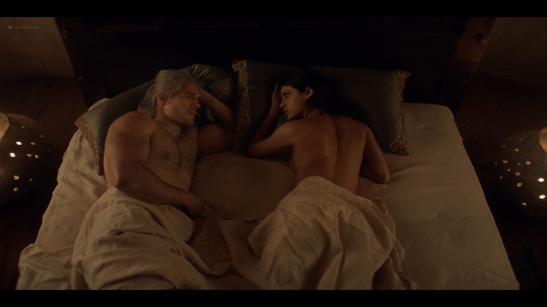 Anya Chalotra nude others nude too - The Witcher (2019) s1e5-6 HD 1080p WEB (3)