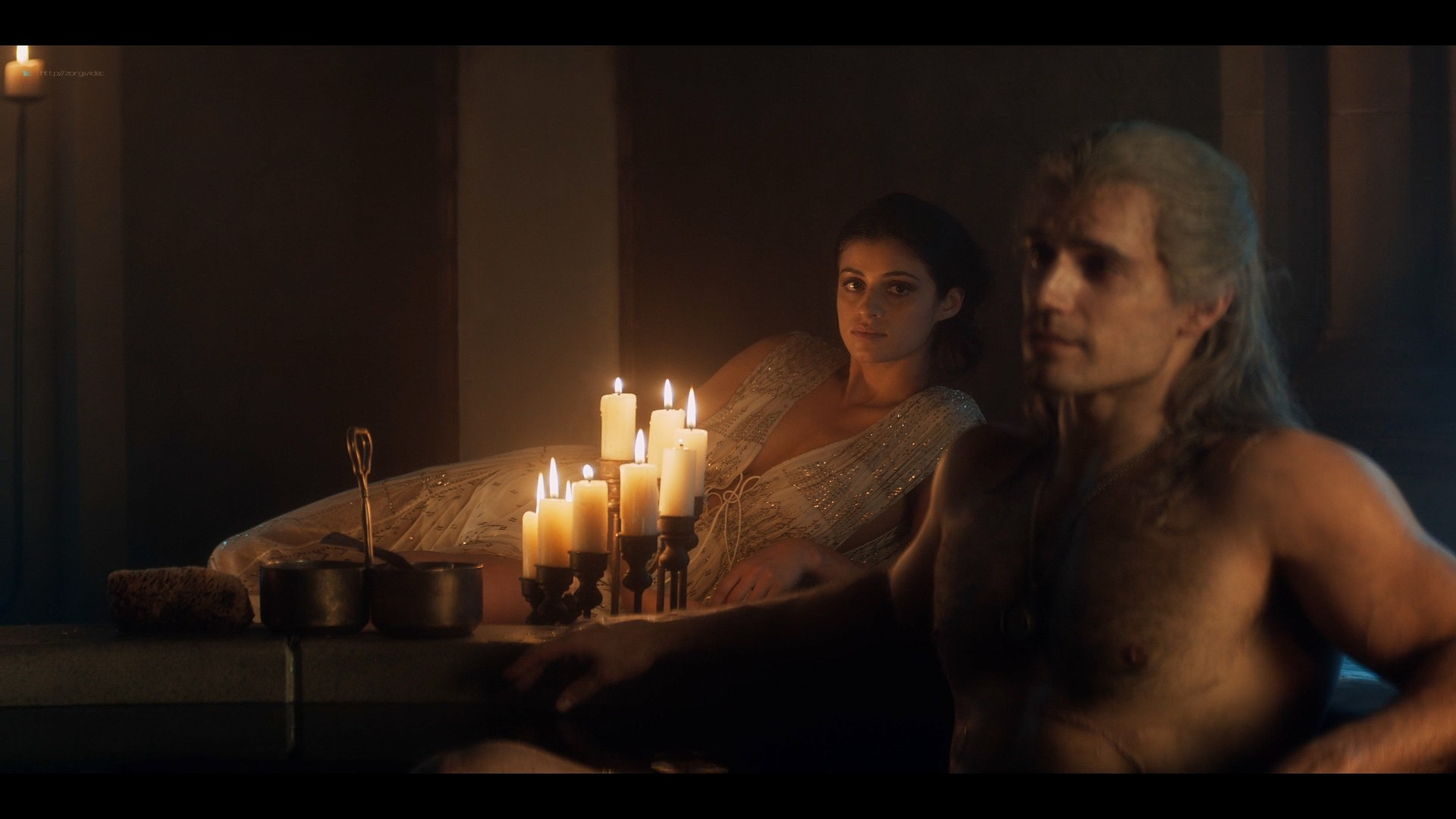 Anya Chalotra nude others nude too - The Witcher (2019) s1e5-6 HD 1080p WEB (15)
