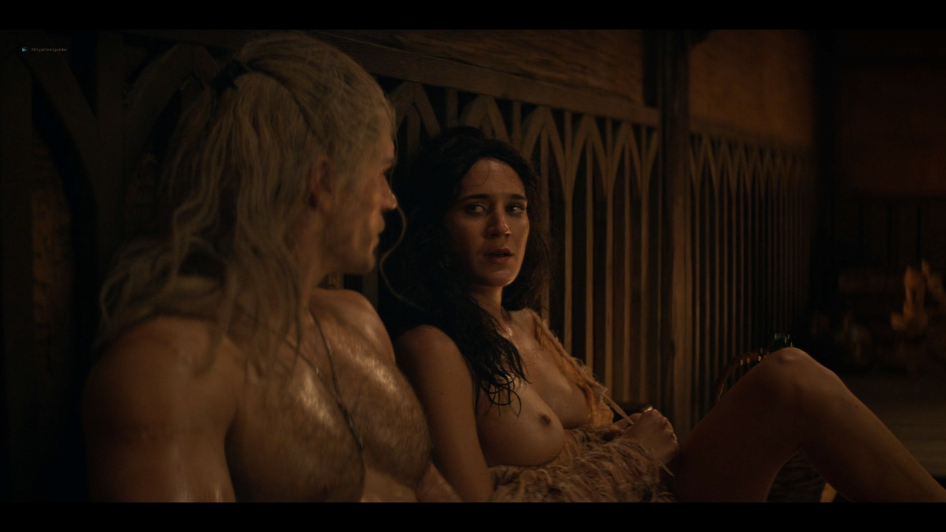 Anya Chalotra nude sex others nude too - The Witcher (2019) s1e1-3 HD 1080p WEB-DL (11)