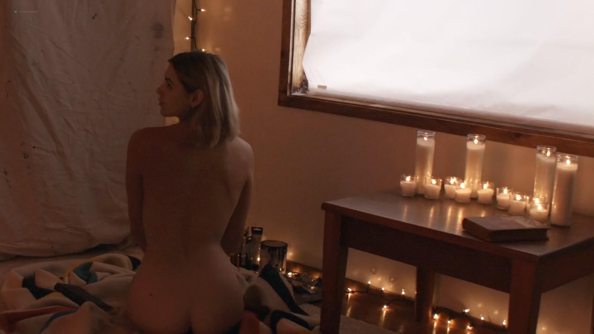 Caroline Vreeland busty see through Zoe Chait, Kenzie Dalton hot - Red Handed (2019) 1080p Web (13)