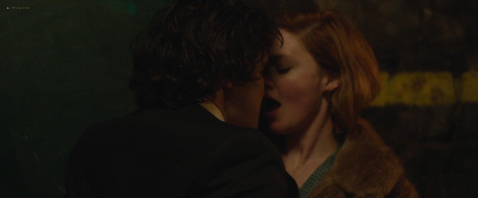 Holliday Grainger hot sex Amy Molloy nude Alia Shawkat sexy - Animals (2019) HD 1080p Web (6)